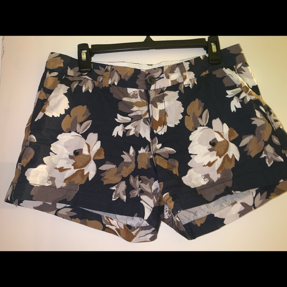 Old Navy Pants - Old Navy Cotton Printed Shorts Size 6